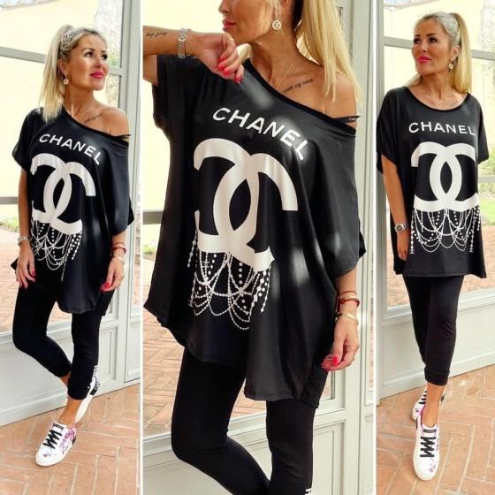 tunika big Chanel