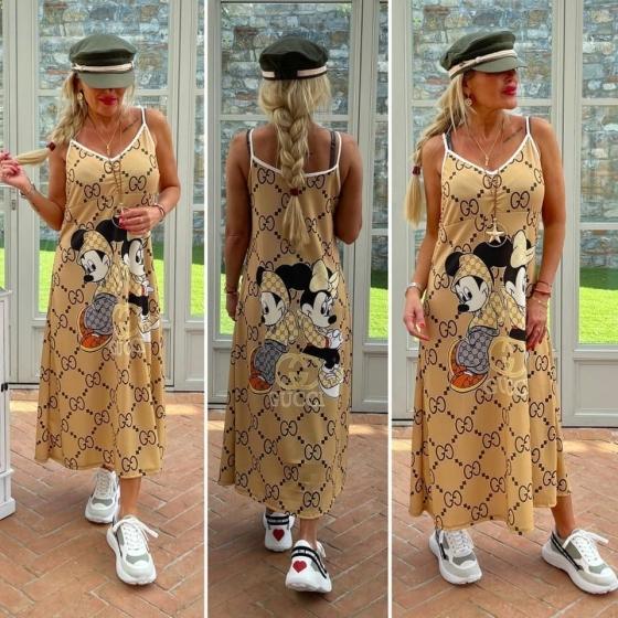 luxus šaty Gucci