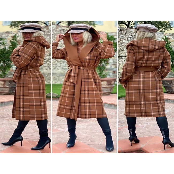 Naprosto dokonalý kabát kostka